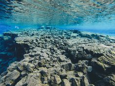 Mr and Mrs Globe Trot: Iceland - Snorkeling in a Fissure