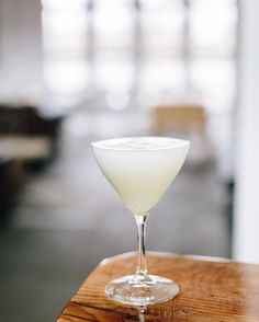<<COCKTAILS>> this is the Fizz: featuring NORSEMAN gin, egg white