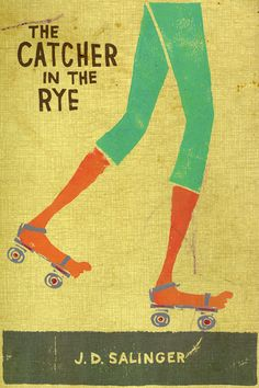 Randy McKee, The Catcher in the Rye [Polish book cover contest]
