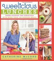 Giveaway: Weelicious Lunches by Catherine McCord [Expires 9.13.14] #giveaways