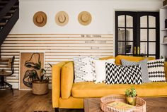 Sometimes it can be a little tricky knowing  where to start when it comes to choosing  the perfect sofa your rented home - here are 6 tips that might help! #sofa #buyingasofa #livingroom Decor Interior Design, Interior Decorating, Sofa Workshop, Small Condo, Living Room Decor Inspiration, Sofa Dimension, Beige Walls, Corner Sofa, Being A Landlord