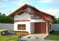 Projeto de casa popular com 80 m2 cod 66