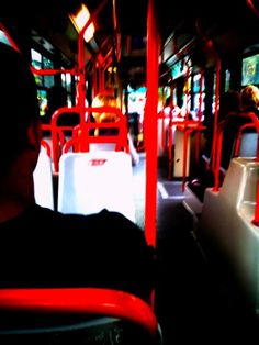 Vibrante bus.