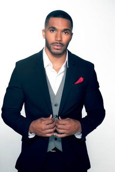 Tyler Lepley is too Damn Hot for Words!! #Gorgeous #Dreamy #TheHavesAndTheHaveNots