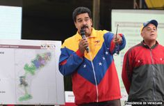CELAC respalda a Nicolás Maduro