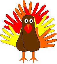 Hand and Foot Turkey