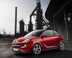 ZONDER EVA: Opel Adam