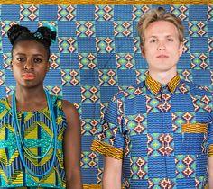 www.henryrude.com #african #print