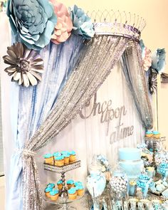 Ebullient protected quinceanera party decorations straight from the source Cinderella Baby Shower, Cinderella Sweet 16, Cinderella Theme, Cinderella Birthday, Princess Theme, Cinderella Wedding, Sweet 16 Decorations, Quince Decorations, Quinceanera Decorations
