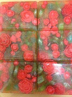 Rose garden SLS free soap.