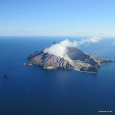 White Island: New Zealand's Most Accessible Active Volcano: White Island, North Island, New Zealand