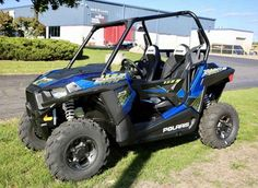 New 2017 Polaris RZR 900 EPS Blue Fire ATVs For Sale in Wisconsin.