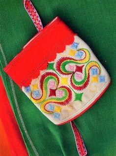 FolkCostume&Embroidery: Mens costume of Leksand, Dalarna, Sweden, and Leksand embroidery Folk Costume, Costumes, Scandinavian Embroidery, Half Gloves, Sweden, Folk Art, Clothing, Inspiration, Ideas