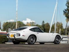 1968 Toyota 2000 GT - 2000GT   Classic Driver Market