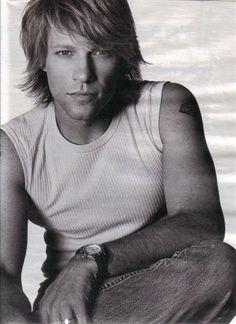 Jon Bon Jovi mmmmmmmmm.....:)