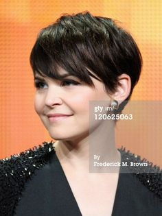 News Photo : Actress Ginnifer Goodwin of the television show...