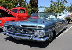 Cool, Low & Awesome - 1959 Chevy Impala Low Rider | Flickr - Photo Sharing!