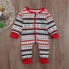 cf80360154 24 Best Baby & Newborn Christmas outfit images in 2019