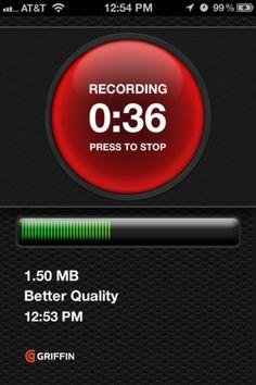 iTalk - Recording App (Free)