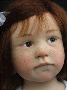 Фарфоровые куклы художницы Лоуренс Руэ: solma2010
