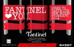 Fantinel at Vinexpo 2014 Hong Kong