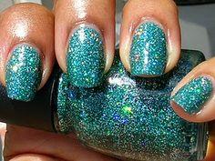Atlantis China Glaze nail polish
