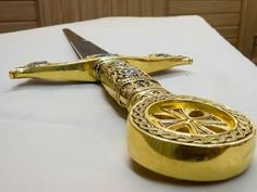 Espada ceremonial