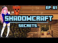 Secrets... | ShadowCraft | Ep. 61 - YouTube Minecraft Mods, Minecraft Stuff, Minecraft Single Player, Cat Crying, Hogwarts, The Secret, Writing, Youtube, Being A Writer