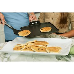 Perfect pancakes for a #holiday brunch starts with the Contemporary Nonstick Griddle.