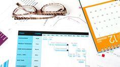 Das Gantt Diagramm Software, Team Leader, Planer, The Unit, Map, Project Management, Diagram, Projects, Location Map