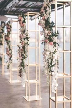 Wedding Columns, Wedding Ceremony Ideas, Wedding Stage, Wedding Frames, Wedding Reception Decorations, Wedding Centerpieces, Diy Wedding, Dream Wedding, Garden Wedding