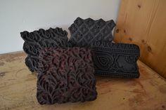 Indian Print Blocks, £12.00 Indian Prints, Merino Wool Blanket