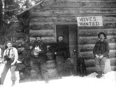 Go West, Young Woman! A Short History of Mail-Order Brides of the Wild West