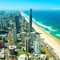🇦🇺 Q1 SkyPoint Observation Deck | Surfers Paradise, Gold Coast, Queensland, Australia