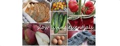 Slow Living Essentials - preserving/fowlers user