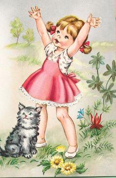 1000+ ideas about Children on Pinterest | Vintage Illustrations ...