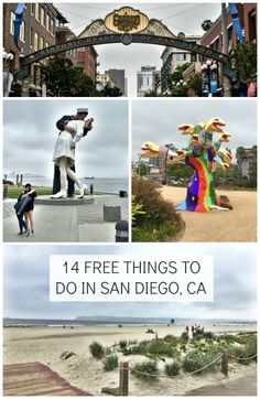 14 Free things to do with kids in San Diego, CA! 14 Free Activities in San Diego, CA! Visit San Diego, San Diego Zoo, San Diego Day Trip, Old Town San Diego, San Diego Vacation, San Diego Travel, San Diego Activities, Free Activities, Voyage Usa