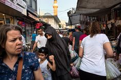 Faced with an influx of new Arab neighbors, a conservative neighborhood in Istanbul struggles with the question of what it means to be a Turk.