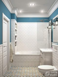 A small bathroom can be stylish, practical and, with the right know-how, space-efficient. Take a look at our best small bathroom design ideas to inspire you to. Best Small Bathrooms Decor and Design Ideas Half Bathroom Decor, Bathroom Design Small, Bathroom Interior Design, Modern Bathroom, Bathrooms Decor, Country Bathrooms, Budget Bathroom, Master Bathroom, Bathroom Ideas