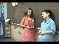 Teach the 4 Square Writing Technique. The steps are: categorizing, feelings box, state a reason, writing a paragraph, and adding more detail. This helps students in the writing process. The video is used with 1st graders, but could be adapted to other elementary levels. The only materials needed are the four square and writing paper. Found on ESU Blackboard, which was found on YouTube.