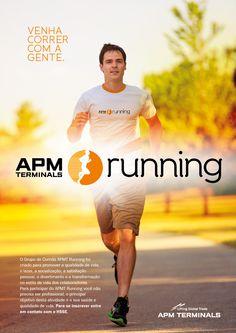 Cartaz - Running