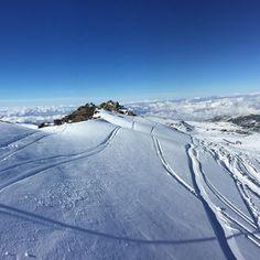 What can I say #felizcomounaperdiz #amazing #snow #powder #offpiste #happiness #fresh #sierranevada #minoviamemata se ve por donde he ido