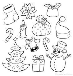 Imagen relacionada Christmas Cards Drawing, Christmas Doodles, Christmas Coloring Pages, Christmas Clipart, Christmas Printables, Christmas Rock, Christmas Paper, Christmas Colors, Winter Christmas