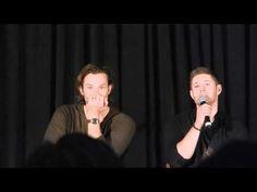#JAXCON ~ Jared Padalecki Raps & Jensen Ackles Sings - YouTube