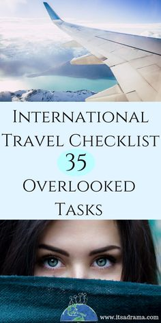 30 (Really Simple) Tips For Stress Free Travel : traveling to Europe this year? Here is an International travel checklist! Europe, USA, Asia on vacation or traveling the world, these 40 before travel tips are all that you need! Backpacking Europe, Europe Travel Tips, Budget Travel, Travel Destinations, Travel Hacks, Travel Packing, Travel Deals, Travel Rewards, Packing Cubes