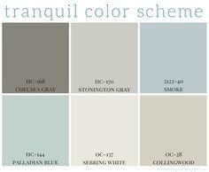 Full home color sche