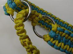 Transkription: Es empfiehlt sich statt eines Würgehalsband ein Zugstopp Halsband zu benutzten. Zur Vermeidung von Schmerzen, sollte auf ein Zugstopp Halsband...