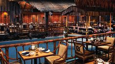 Tonga Room & Hurricane Bar