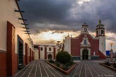 Parroquia de Huejotzingo Puebla.