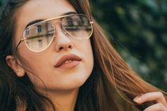 Aviation, Sunglasses Women, Ray Bans, Unisex, Metal, Fashion, Moda, Fashion Styles, Metals